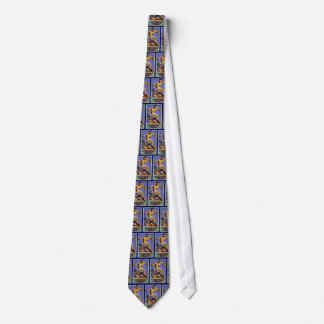 1919 Allied Games Poster Tie