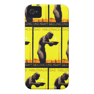 1920 Bad Kreuznach Germany iPhone 4 Case-Mate Cases