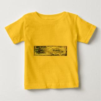 1920 Classic Fairyland Imaginary Map Baby T-Shirt