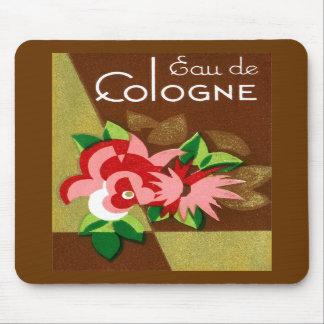 1920 Eau de Cologne perfume Mousepads