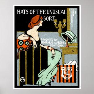 1920 Fashion Poster