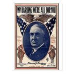 1920 Harding Postcard