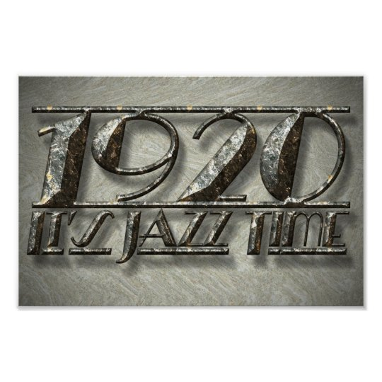 1920 Jazz Time Dance Style Music Vintage Billboard