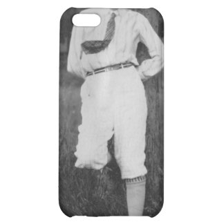 1920 s Girl by Tree iPhone 5C Covers