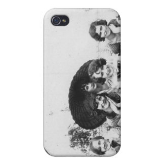 1920 s Girl Talk iPhone 4 Cover