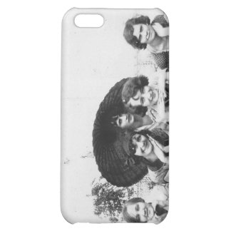 1920 s Girl Talk Case For iPhone 5C