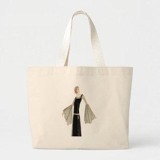 1920 s Ladies Fashion Illustration Tote Bag