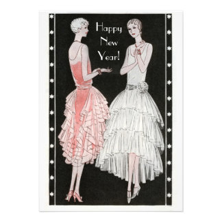 1920 s New Year s Eve Party Invitation