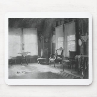 1920 s Room Picture Mouse Pad