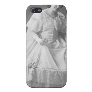1920 s Wedding Photo of Bride Cases For iPhone 5