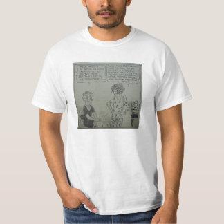 1920s Comic Strip Silent Movie Starlets t Shirt