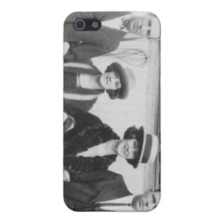 1920's Couples Night Out Covers For iPhone 5