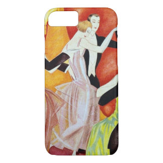 1920's Dancing Couples iPhone 8/7 Case