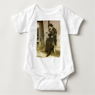 1920s Fashion Baby Bodysuit