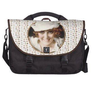 1920s Sailor Girl Bags For Laptop
