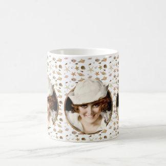 1920s Sailor Girl Basic White Mug
