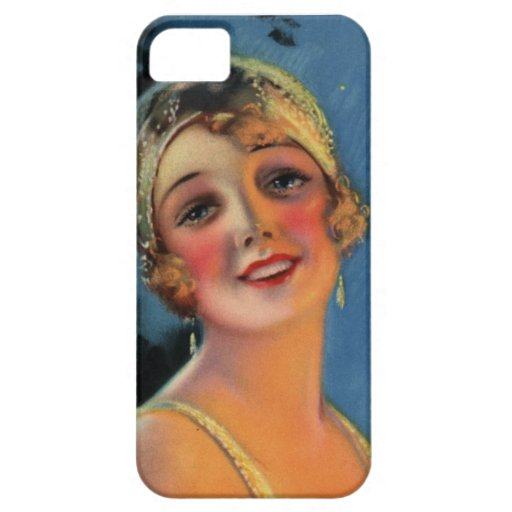 1920's-Style iPhone Case Case For iPhone 5/5S