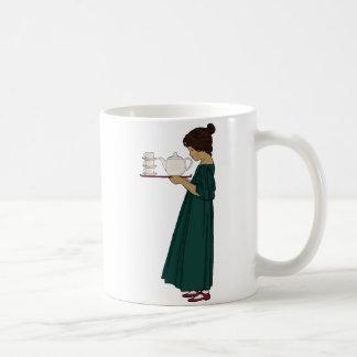 1920s Tea Girl Mug