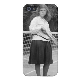 1920s Tennis Style iPhone 5 Covers
