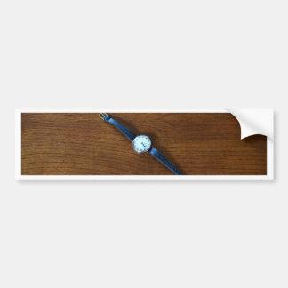 1920s Wrist Watch Bumper Sticker