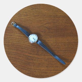 1920s Wrist Watch Stickers