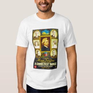 1921 Connecticut Yankee King Arthur's Court T-shirt