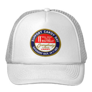 1922 Candy Day Mesh Hat