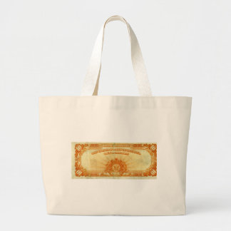 1922-Gold-Certificate Tote Bags