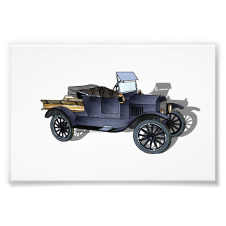 1923 Ford Model T Pickup Photographic Print