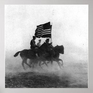 1923 Fort Meyer, Virginia Poster