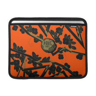 1925 Art Deco Paris France perfume Sleeve For MacBook Air