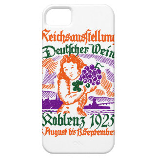 1925 German Wine Festival iPhone 5 Covers