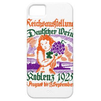 1925 German Wine Festival iPhone 5 Covers