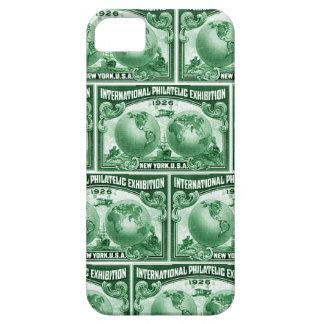 1926 International Philatelic Expo New York iPhone 5 Cases