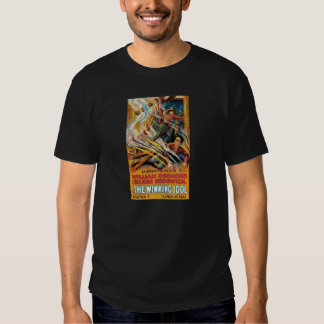 1926 Winking Idol western serial movie Shirt