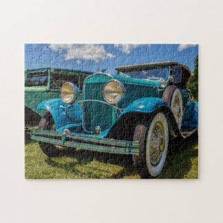 1929 Chrysler Classic Car Jigsaw Puzzle