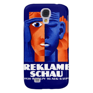 1929 German Advertising Exposition Samsung Galaxy S4 Cases