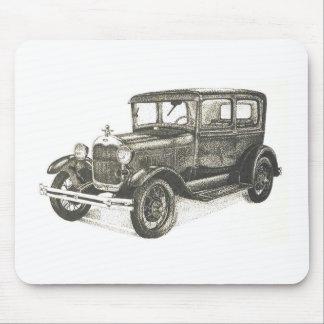 1929 model a mouse mat