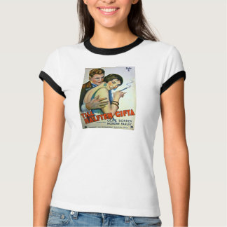 1929 Olive Borden 'Half Marriage' movie poster Tee Shirts