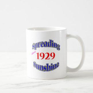 1929 Spreading Sunshine Mugs