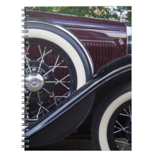 1930 Ford A Classic Car Notebooks