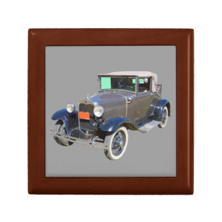 1930 Model A Ford Roadster Convertible Jewelry Boxes