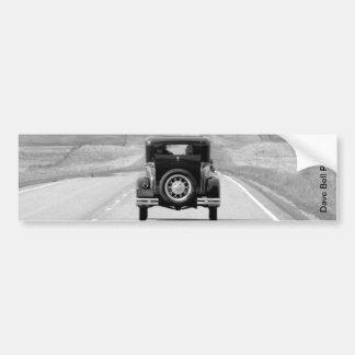 1930 Model A (Montana) Bumper Sticker