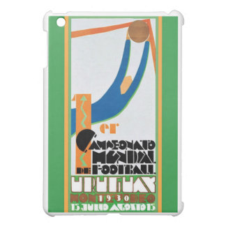 1930 World Cup Football Poster iPad Mini Case