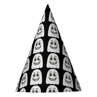 1930's Vintage Ghost Party Hat