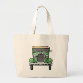 1931 Ford Model A Jumbo Tote Bag