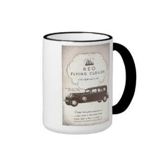 1931 Reo sedan mug