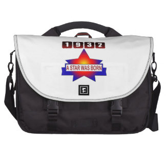 1932 A Star Was Born Bags For Laptop