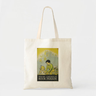 1932 Children's Book Week Tote Bag