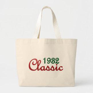 1932 Classic Jumbo Tote Bag